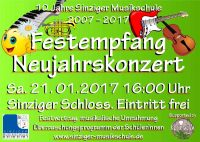 Zehn Jahre Sinziger Musikschule @ Schloss Sinzig | Sinzig | Rheinland-Pfalz | Deutschland