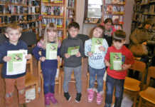 Autorenlesung Kindergarten Unkelbach