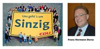 CDU Sinzig Bürgermeisterkandidatur