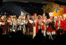 Feiere, Danze, Karneval im Helenensaal