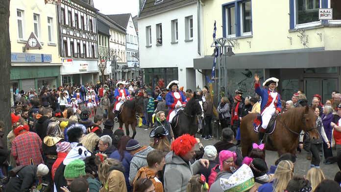 Karnevalszug Remagen 2017 - der Film