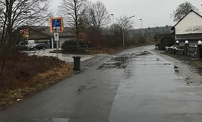 Tiefbauarbeiten Kripper Straße