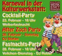Karneval in der Kulturwerkstatt @ Kulturwerkstatt | Remagen | Rheinland-Pfalz | Deutschland