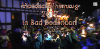 Mondscheinumzug Bad Bodendorf 2017