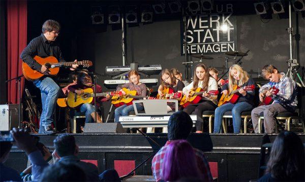 5. Showkonzert der Musikschule Remagen @ Kulturwerkstatt Remagen | Sinzig | Rheinland-Pfalz | Deutschland