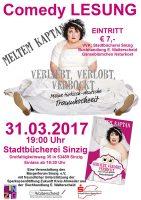 Meltem Kaptan - Verliebt, verlobt, verbockt @ Stadtbibliothek Sinzig | Sinzig | Rheinland-Pfalz | Deutschland