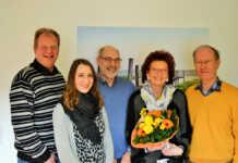 Ehrung für Brigitte Gröning: 20 Jahre beim SKFM-Ahrweiler
