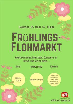 Flohmarkt im HoT @ HoT | Sinzig | Rheinland-Pfalz | Deutschland