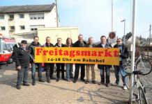 Wolfgang Gückelhorn im Forum Freitagsmarkt