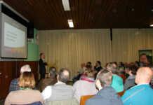 Möglichkeiten der politischen Gestaltung - Vortrag von Andreas Geron im Freiwegheim