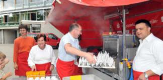 Geschirrmobile - Feste feiern ohne Abfall