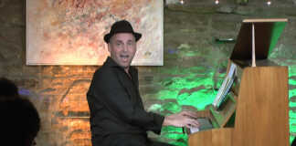 Holger Queck - sing mit im Sinziger Gewölbe