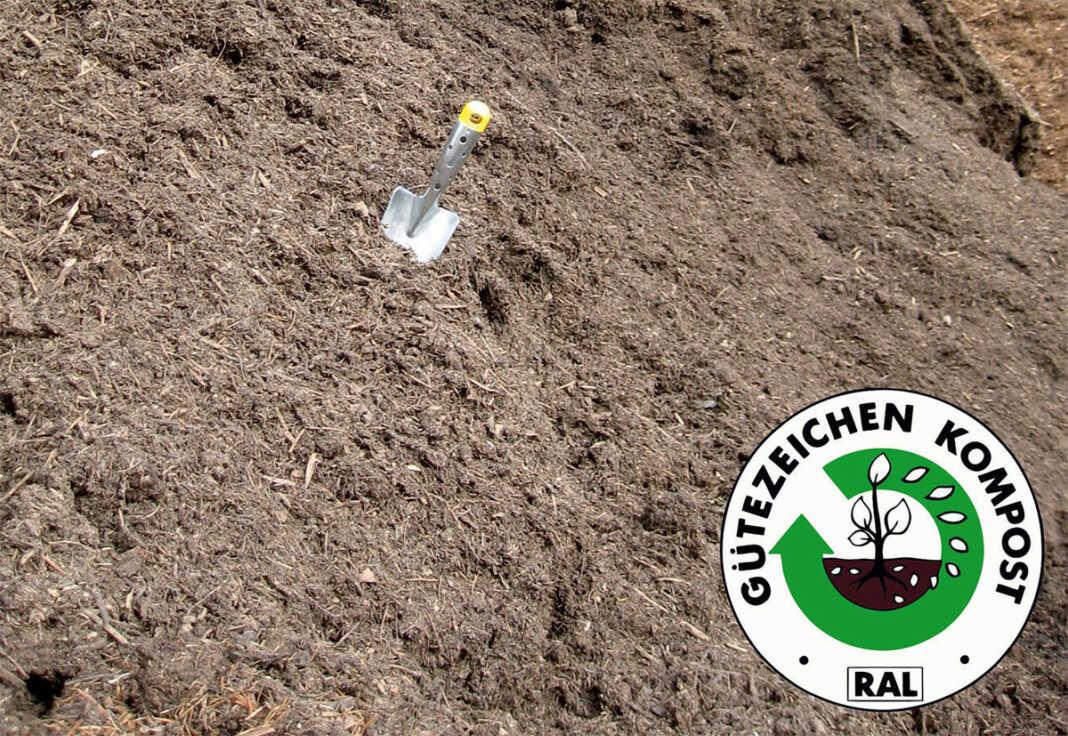 Frischer Kompost auch für Landwirte und Winzer