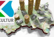 Kulturförderung: 15.000 Euro vom AW-Kreis