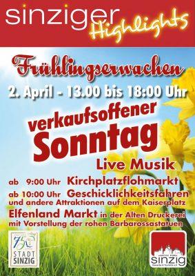 Frühlingserwachen 2017 @ Sinzig | Sinzig | Rheinland-Pfalz | Deutschland