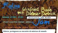 Winfried Bode und Dietmar Dietrich @ Portugiesischer Kulturverein | Sinzig | Rheinland-Pfalz | Deutschland