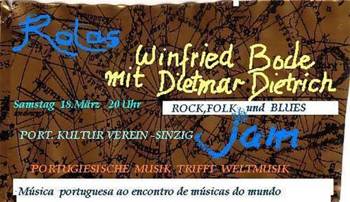 Winfried Bode und Dietmar Dietrich bei Rotas
