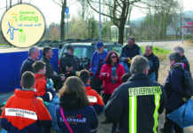 Aktionstag Sauberes Sinzig am 1. April 2017