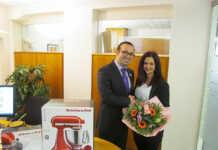 Glückspilz beim Gewinnsparen der Volksbank Koblenz Mittelrhein kommt aus Sinzig
