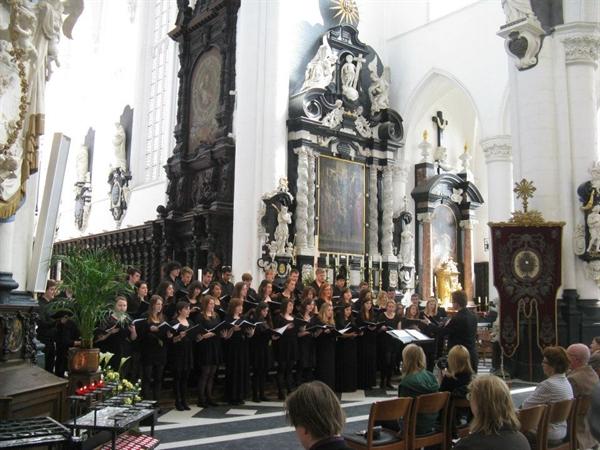 University of Nottingham Tour Choir
