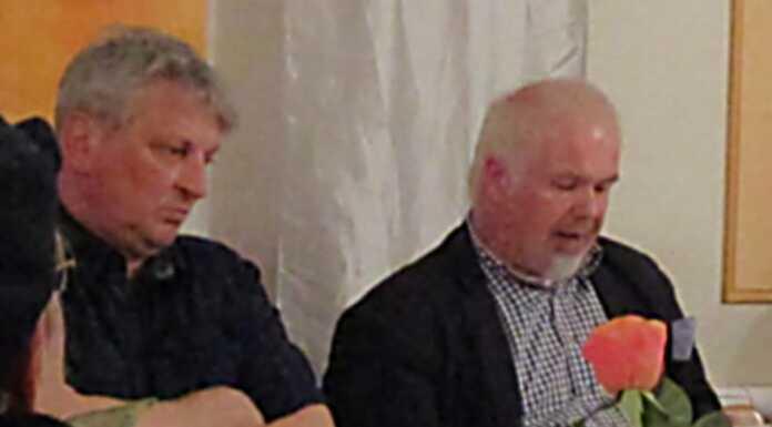 Buchautor Ferhat Cato zu Gast bei der AG 60plus in Bad Breisig