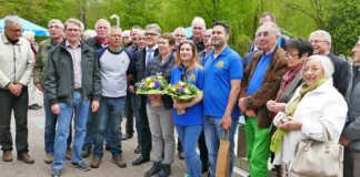 Anschwimmen im Historischen Thermalbad Bad Bodendorf - der Film