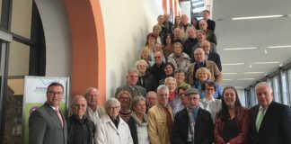 Horst Gies MdL CDU empfing Ehrenamtler der Telefonseelsorge in Mainz