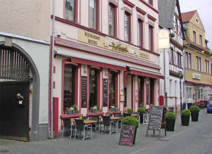Das Rotbart in der Bachovenstraße 12 in Sinzig