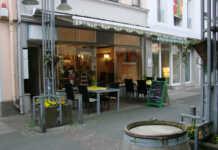 Pasta-Buffet bei Sapori d Italia