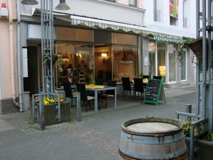 Pasta-Buffet bei Sapori d´ Italia