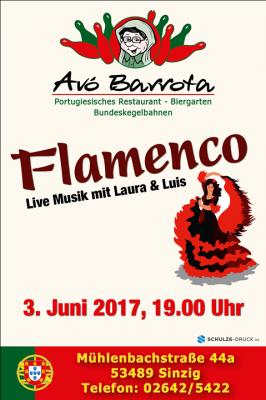 Flamenco bei Avo Barrota @ Avo Barrota | Sinzig | Rheinland-Pfalz | Deutschland