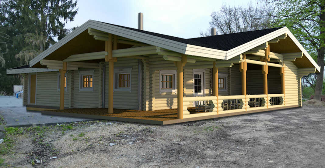 Wiederaufbau der Cäcilia Schutzhütte in Sinzig kann starten