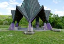Farbschmierereien an der Friedenskapelle in Remagen - Polizei bittet um Hinweise