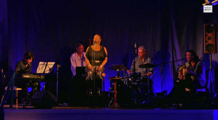 Lulo Reinhardt Acoustic Lounge im Anker - der Film