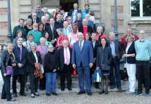 Reise in die französische Partnerstadt Maisons-Laffitte