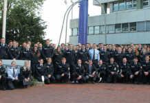 108 neue Polizisten für Dienststellen des PP Koblenz