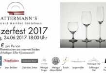 Nattermanns Winzerfest