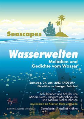 Wasserwelten Seascapes @ Gewölbe im Zehnthof | Sinzig | Rheinland-Pfalz | Deutschland