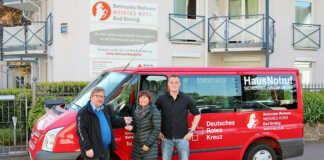 Neuer Kleinbus für betreutes Wohnen Weißes Ross in Bad Breisig