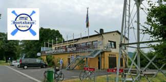 Bootshaus eröffnet am Freitag, 30. Juni 2017