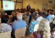 Bürgermeisterkandidat Martin Braun in Bürgergesprächen