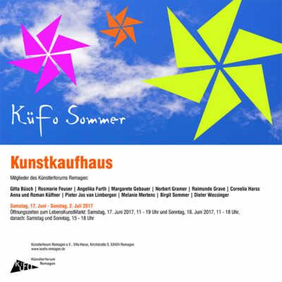 KUNSTKAUFHAUS Remagen @ Künstlerforum Remagen | Remagen | Rheinland-Pfalz | Deutschland
