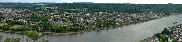 Panorama Remagen