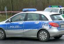 Fahrerflucht - Figur gefunden - Polizeibericht So. 4.5.2017