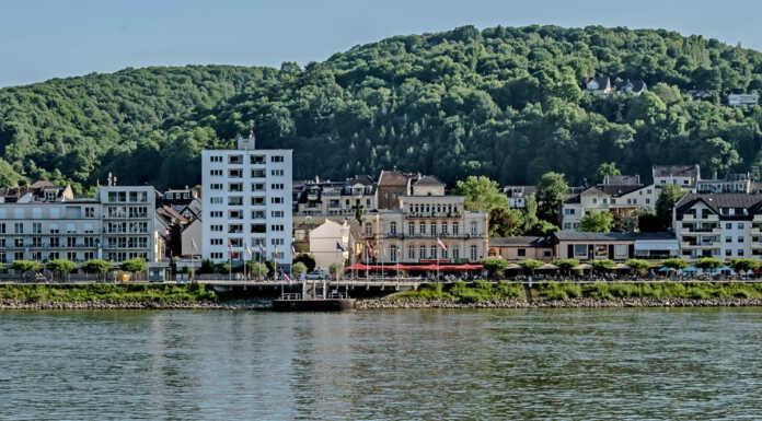 Rheinpromenade Remagen