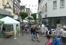LebensKunstMarkt 2017 in Remagen - der Film