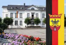 Stadtfest Fahne