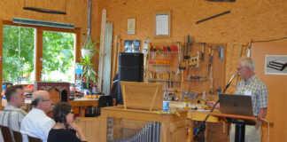 Remagener Orgelbauer gibt beim UnternehmerStammtisch den Ton an