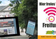 Freies WLAN in Remagen
