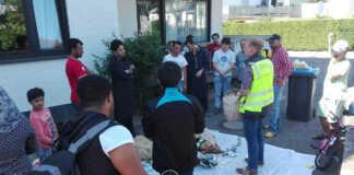 Abfallberatung für Flüchtlinge
